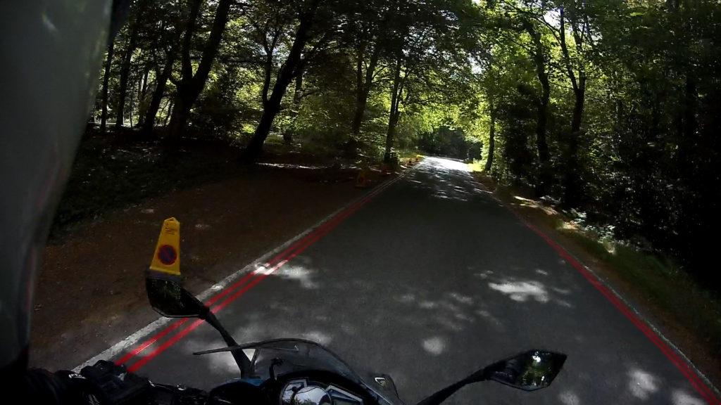 High Beach red route 2