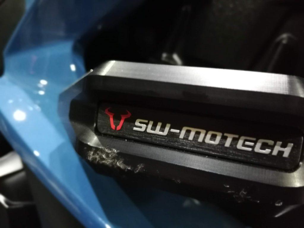SW-Motech frame protector